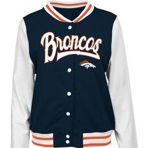 Denver Broncos Letterman's Jacket